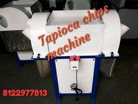 Tapioca Slicer Machine