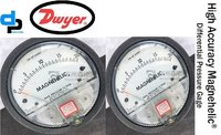 Dwyer 2000-20CM Magnehelic Differential Pressure Gauge