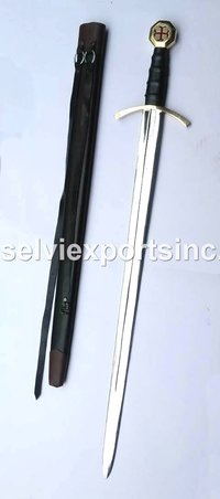Templar Medieval War Sword