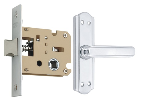 Mortice Baby Latch Lock Set