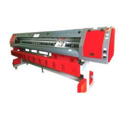 Konica Eight Head 512 Flex Printing Machine