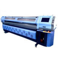 Rhino Eight Head Flex Printing Machine