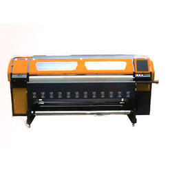 Novajet Eight Head Flex Printing Machine