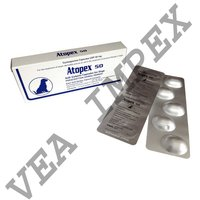 Atopex 50 mg(Cyclosporine Capsules)
