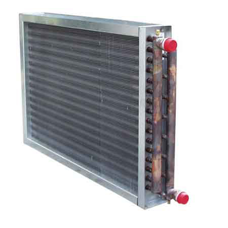 Hot Water Heating Coils