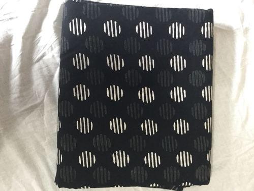 Designer Hand Block Printed Dress Material