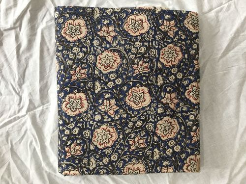 Kalamkari Hand Block Printed Dress Material