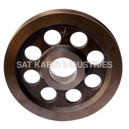 CI Belt Pulley