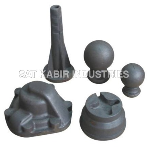 Iron Coupling Castings