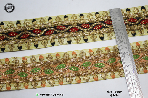 Senil Embroidery Lace