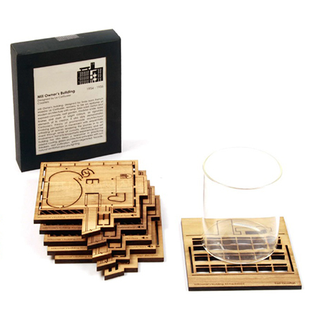 Handicraft Wooden Coasters
