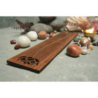 Wooden Incense Stand