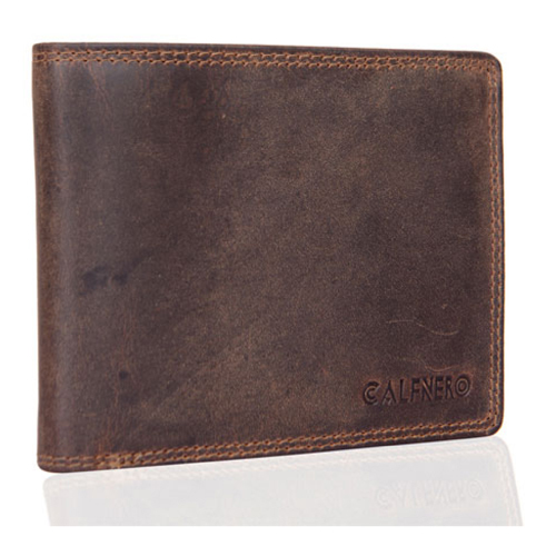 Light Brown Mens Wallet
