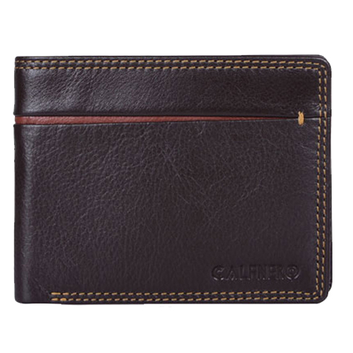 Chocolet Mens Leather Wallet