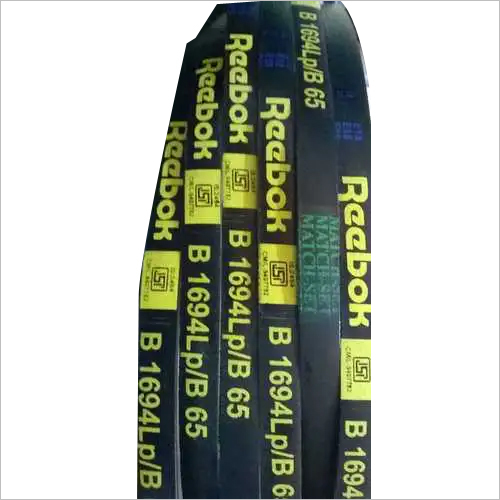 Reebok   Rubber V-Belts