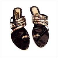Designer Heel Ladies Sandals
