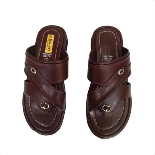 Comfortable Mens Leather Sandals