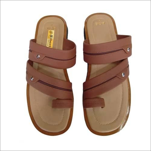 Fancy Mens Leather Sandals