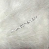 White Fur Fabric