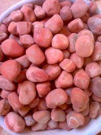 Red Jasper Pebble stone