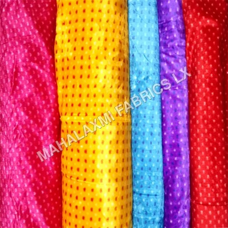 Dotted Velvet Fabric