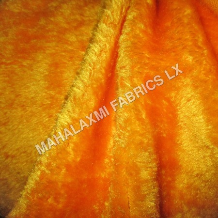 Mod Crystal Fur Fabric
