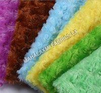 Polyester Sherpa Fur Fabric