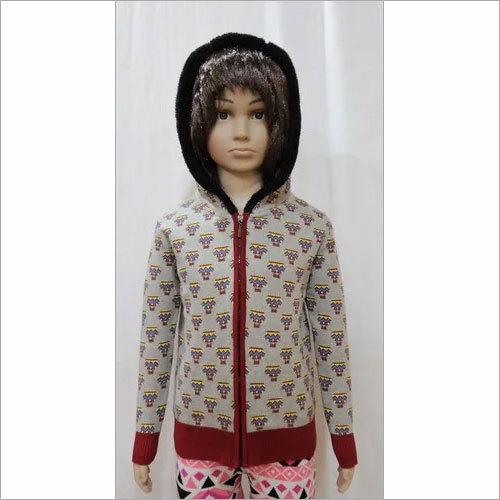 Hoodies Girl Kid Sweater
