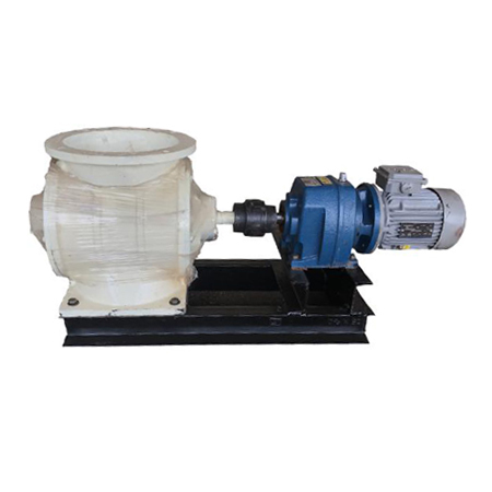 Rotary Air Lock Valve (RAV)