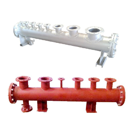 IBR Steam Headers