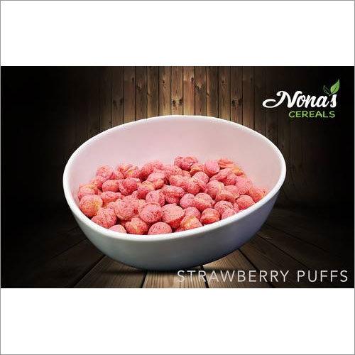 Strawberry Puff