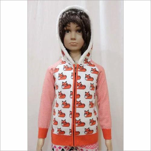 Girl Hooded Sweater