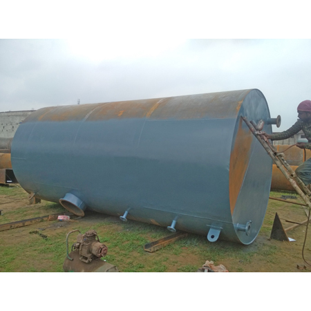 Industrial Feed Water Tank