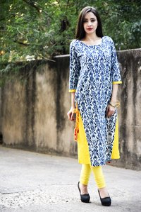 Ladies Latest Designer Long Kurti