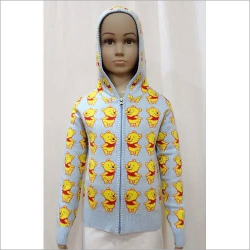 Casual Kid Hoodies Sweater