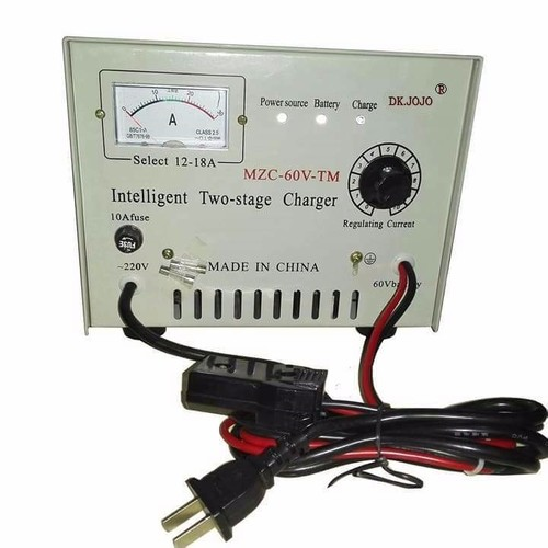 E-Rickshaw Battery Charger