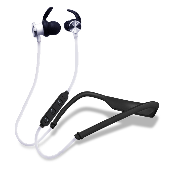 WIRELESS STEREO HEADSET- NECKBAND (02)