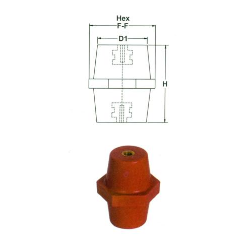 Hexagonal Electrical Insulators