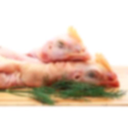 Frozen Chicken Heads