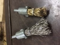 Brass Wire End Brushes