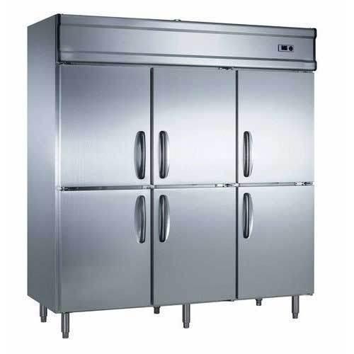 Steel Commercial Freezer