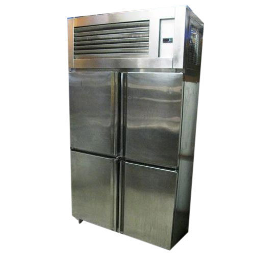 Vertical Deep Freezer