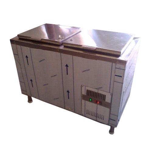 Steel Commercial Freezer