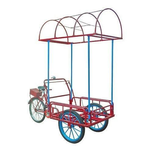 Ice Cream Tray Trolley