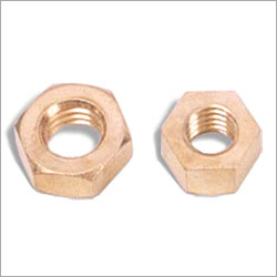 12-32 mm Brass Hex Nut