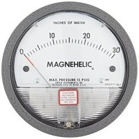 Dwyer Magnehelic Differential Pressure Gauge Model 2000-30KPA
