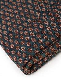 Indigo Fadat Block Print Fabric