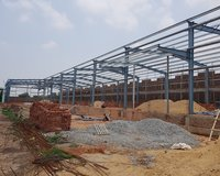 Prefabricated Factory Building Structure