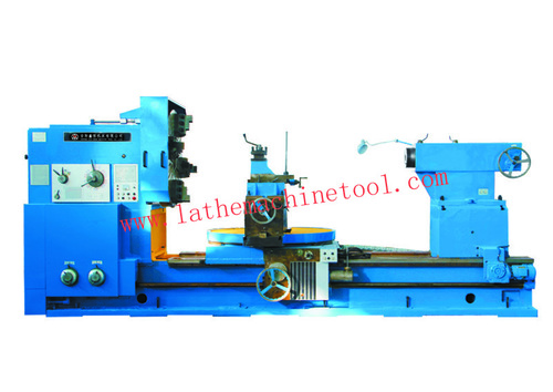 Horizontal ball cutting lathe for ball surface