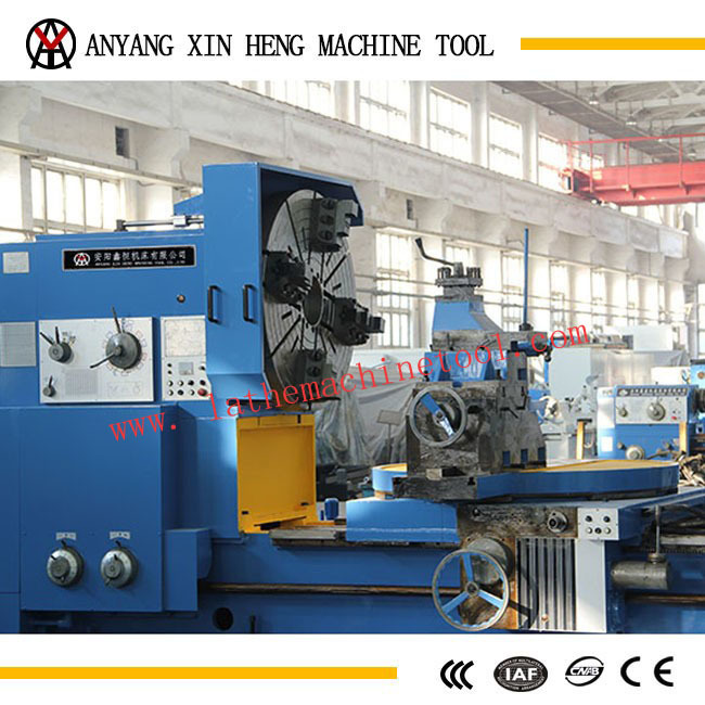 Professional ball valve lathe machine  for turning a ball